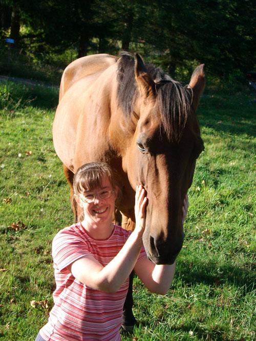 Senior Horse Rehab